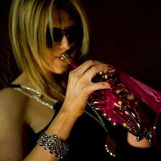 Cindy Bradley Female Trumpet Players