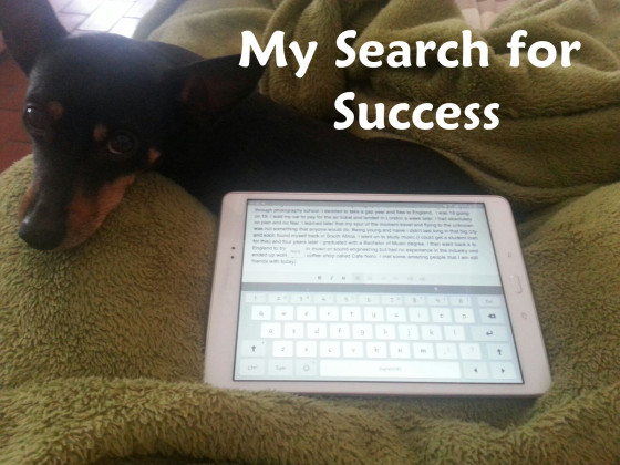 my search for success